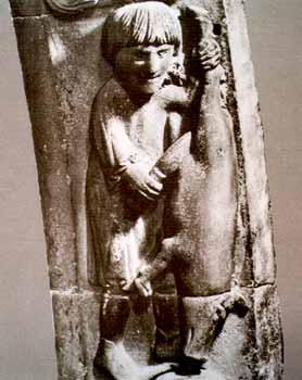 2. Novembre, (sec. XII), bassorilievo, Parma, Cattedrale