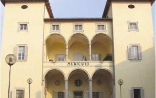 Langhirano, il palazzo comunale