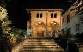 San Michele Cavana, la chiesa di San Basilide