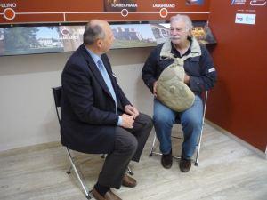 """La consegna del """"Prosciutto"""" al Parma Point il 20 maggio 2017"""