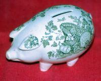 Il maiale risparmiatore