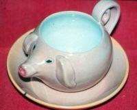 Il maiale in tavola