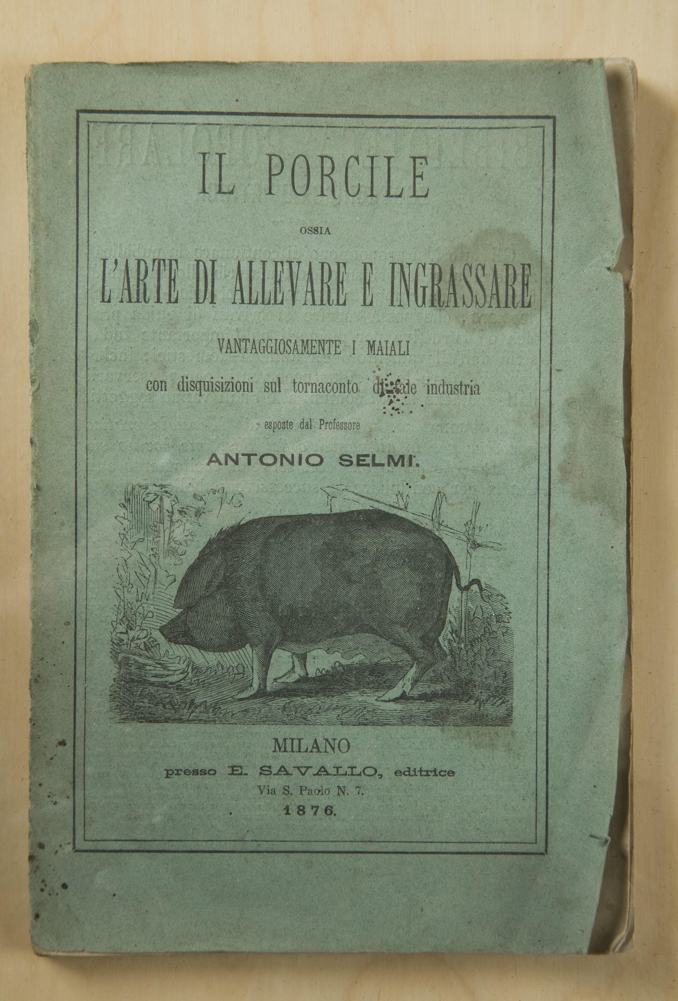 Il Porcile 1876